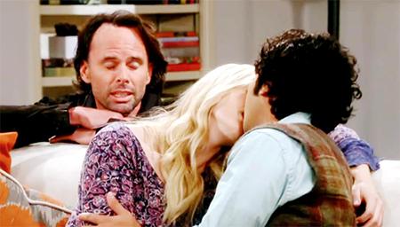 生活大爆炸第十一季十四集预告 Raj新女友竟是破产姐妹