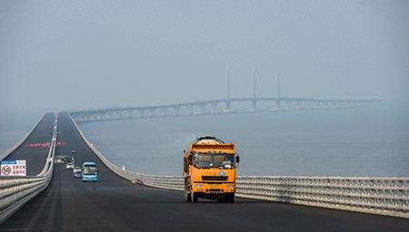港珠澳大桥香港段混凝土测试涉嫌造假