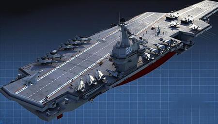 港媒:中国航母动力技术获重大突破