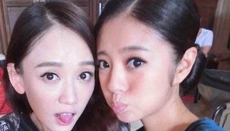 安以轩经纪人确认陈乔恩当伴娘