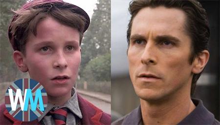 不为人知的十大曾是童星的著名英国演员