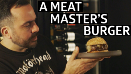 你吃的都是假汉堡,米其林大厨告诉你什么是汉堡