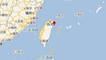 台湾南投县连发多起地震