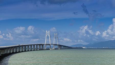 港珠澳大桥完成荷载试验进入验收阶段