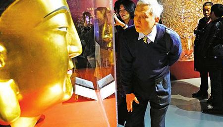 大足石刻台湾展传统文化耀两岸
