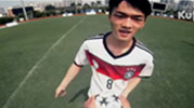 爱游戏,爱世界杯—世界杯《CF篇》