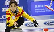 备战奥运北京冰壶队赴芬兰拉练