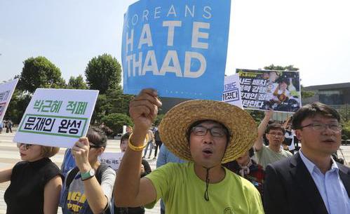 长假赴韩中国团体游客数量为0