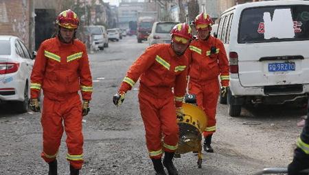北京大兴新建村18日晚发生火灾 造成19人死亡