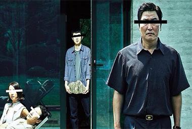 今年首获金棕榈奖必看韩国电影——《寄生虫》