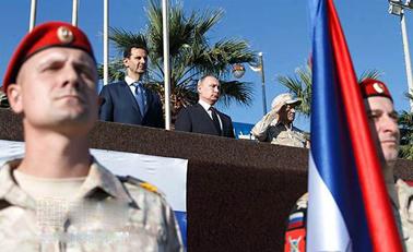 俄罗斯从叙利亚撤军