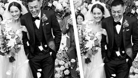 余文乐宣布大婚喜讯群星送祝福