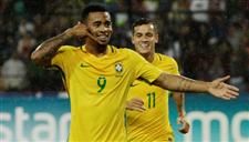 世预赛-巴西2-0委内瑞拉