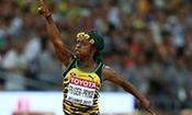 女版博尔特牙买加女孩破纪录