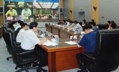 国家防总部署防御台风工作