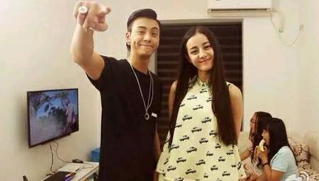 二人疑热恋中陈伟霆和迪丽热巴家访粉丝爆笑不断粉丝也是段子手