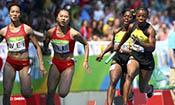 世界接力赛捷报 中国女队摘铜