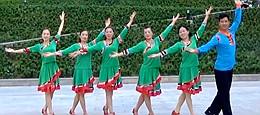 凤凰六哥广场舞