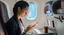 国内航班飞机上可以玩手机了?