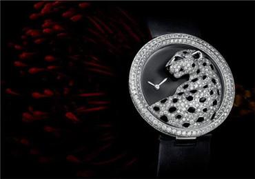 Cartier 卡地亚珠宝腕表