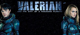 《星际特工:千星之城》 顶级视效炸裂感官