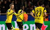 击败多特摩纳哥晋级欧冠半决赛