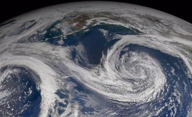 NASA公布影像展现地球20年面貌