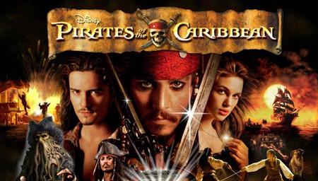 加勒比海盗5 正式预告