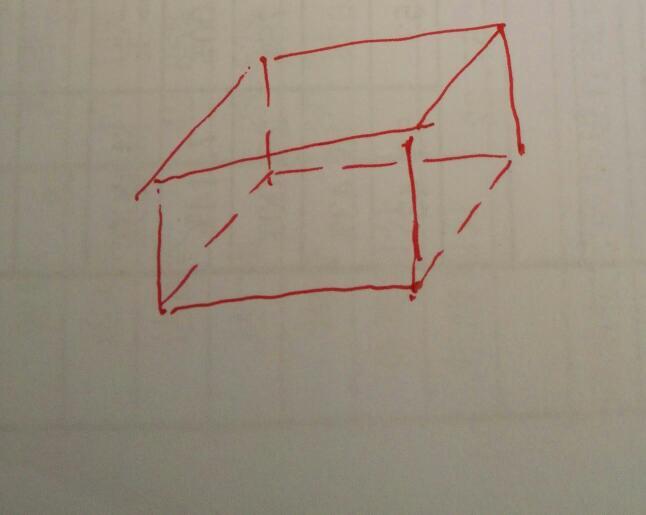 长方体图形怎么画,要图形图片