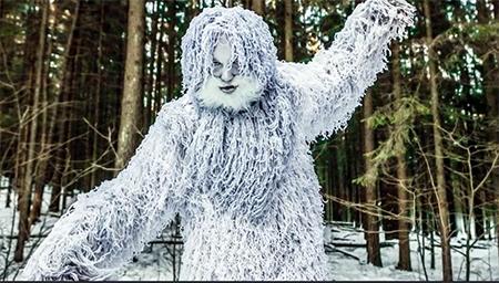 """喜马拉雅""""雪人""""神秘面纱被揭开?他们真的存在么"""