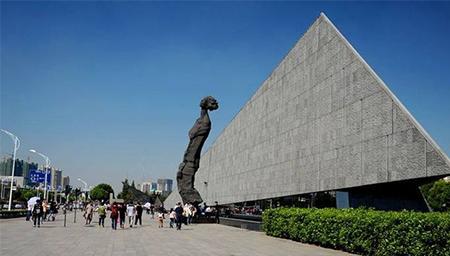 探访南京大屠杀遇难同胞纪念馆