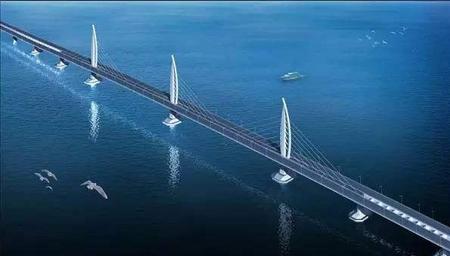 港珠澳大桥最终接头安装倒计时