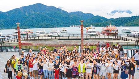 台湾五十多名大陆学生被退宿