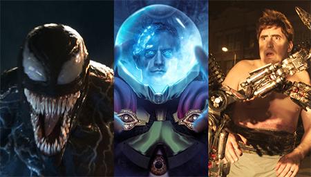 盘点蜘蛛侠最知名的10大反派!你认识几个?