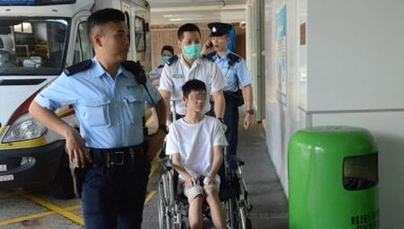 香港少年非礼继母 被邻居制止
