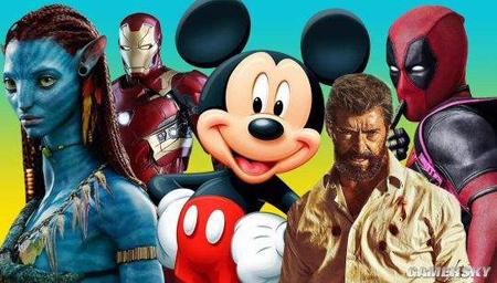 21世纪福克斯被迪士尼收购