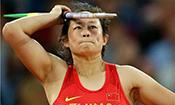 女子标枪中国选手收获一银一铜
