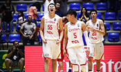男篮亚洲杯中国队迎战澳大利亚