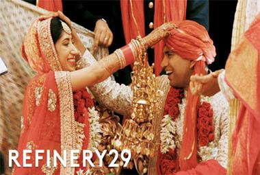 传统印度婚礼是啥样的?载歌载舞像宝莱坞大片