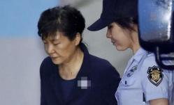 朴槿惠被指狱中精神出问题