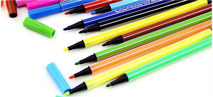 真彩36色水彩笔