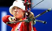 射箭世界杯中国女队摘得铜牌