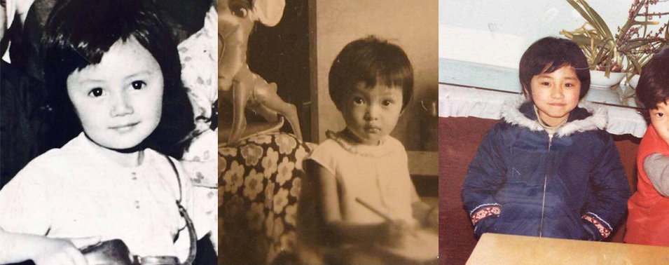 《我的前半生》主演童年照 还认得出来吗