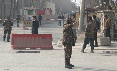 阿富汗首都发生爆炸袭击6死5伤