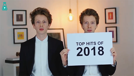 好听!意大利双胞胎3分钟串烧2018年度热曲