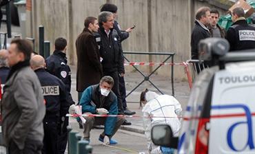 法国发生校园枪击事件多人受伤