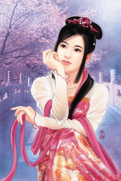 中国古代四大美女 冰雪无极