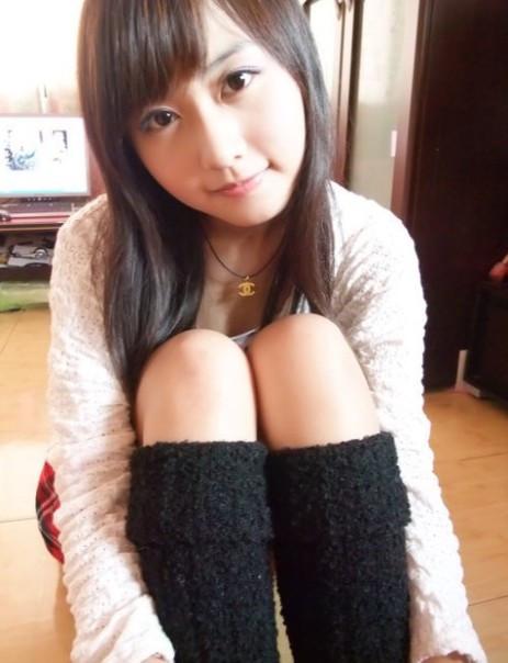 台湾第一网络美少女妮妮宝贝