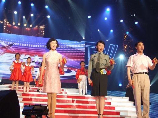 简评2008年8月29日星光大道周赛