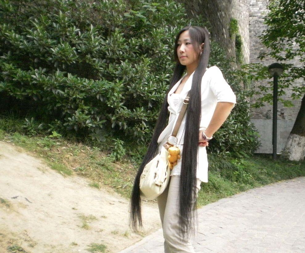 长发女驿站 超长发女大辫子图片图片 (988x819)图片